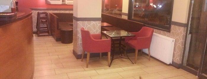 Schlotzsky's is one of Cafe + diger restoranlar.
