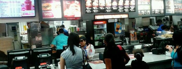 McDonald's is one of Tempat yang Disukai Corrado.