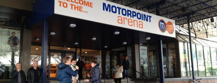 Motorpoint Arena Cardiff is one of Local's Guide to Cardiff.