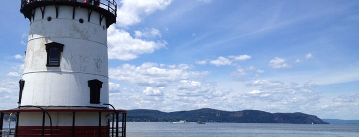 Tarrytown Light (Sleepy Hollow Lighthouse) is one of Upstate.