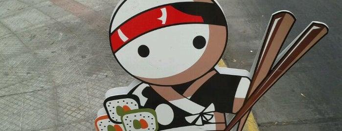 Super Sushi is one of สถานที่ที่ Karma ถูกใจ.