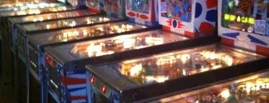 Pinball Hall of Fame is one of Greater Vegas, Part 1.