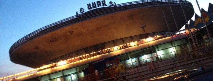 Краснодарский государственный цирк is one of Краснодар.
