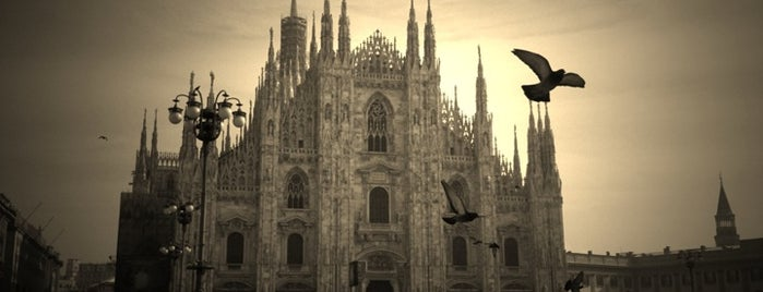 Duomo di Milano is one of Milan Lifestyle Guide.