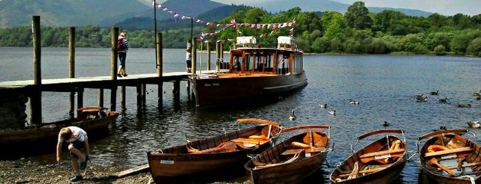 Keswick Launch is one of Keswick.