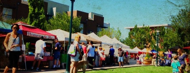 Stapleton Farmer's Market is one of Gluten Free Friendly in CO.