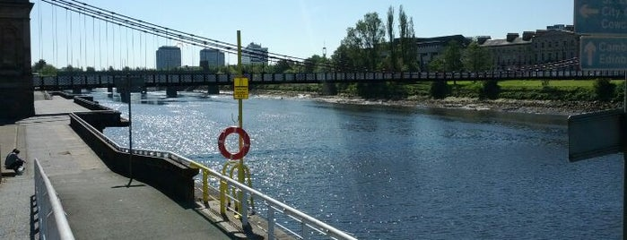 Clyde Walkway is one of Glasgow Places To Visit.