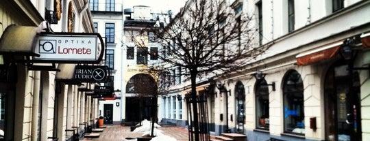 Berga Bazārs is one of Art Galleries & Art Museums in Riga.