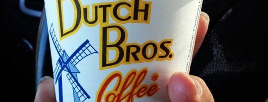 Dutch Bros. Coffee is one of Posti che sono piaciuti a Joe.