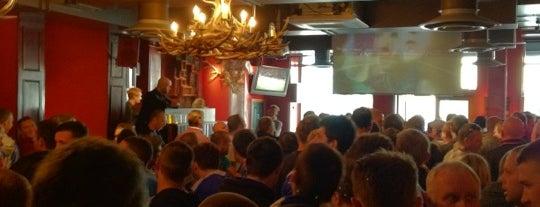 Bar's & Clubs