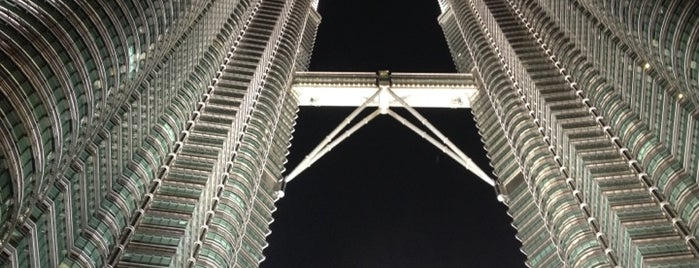 KLCC Outdoor Plaza is one of kl.