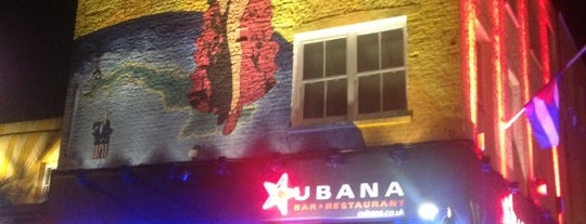 Cubana is one of Around the World in London Food.