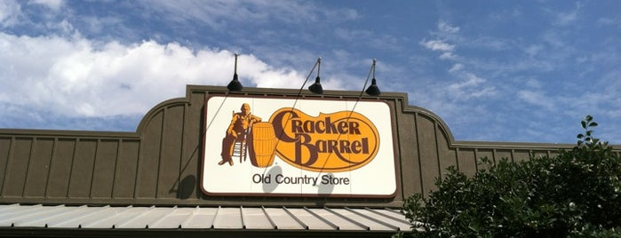 Cracker Barrel Old Country Store is one of Boise, ID.