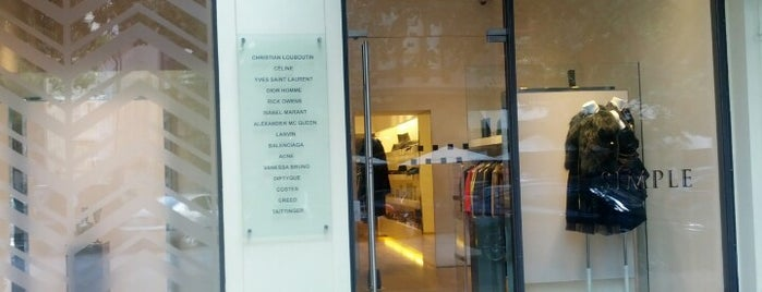 Simple Concept Store is one of Worldwide: Best Design & Concept-Stores!.