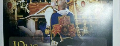 Capela São Pio X is one of 🌆 SP - lugares (ZS).