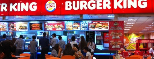 Burger King is one of Orte, die Gözde gefallen.