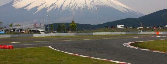 Fuji Speedway is one of สถานที่ที่ Mazran ถูกใจ.