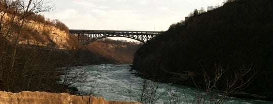 Niagara Gorge Trails is one of Trails & Hikes.