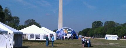 National Mall is one of A Not So Tourist Guide to DC.