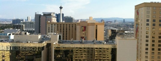 Binion's Café is one of Great Vegas Views.