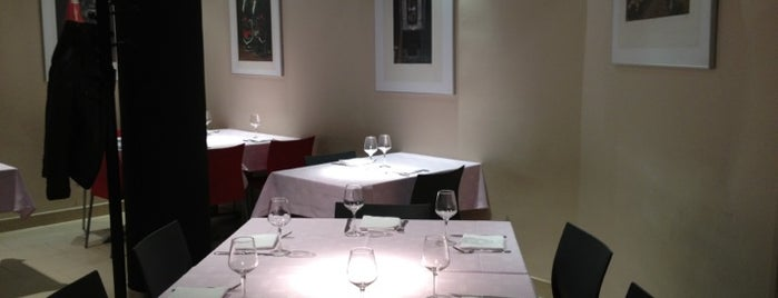 La fondue is one of Lugares guardados de Igor.