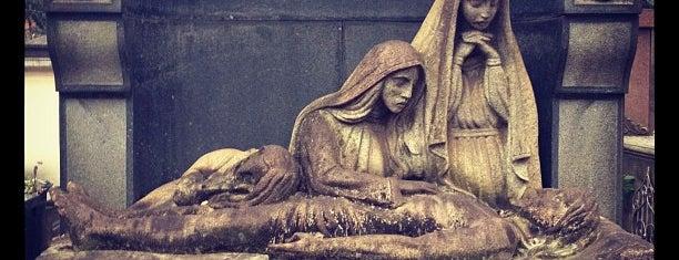Cemitério da Consolação is one of 200 programas para fazer em SP.