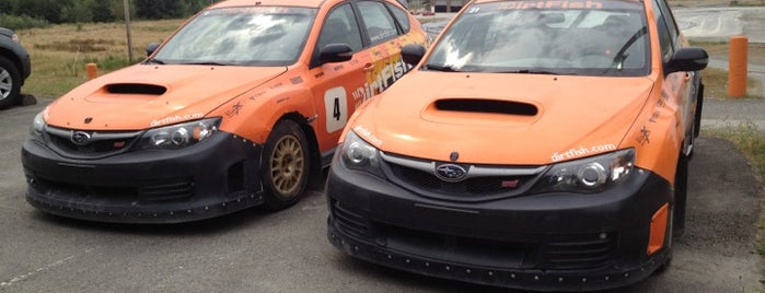 DirtFish Rally School is one of Bucket List for Gearheads.