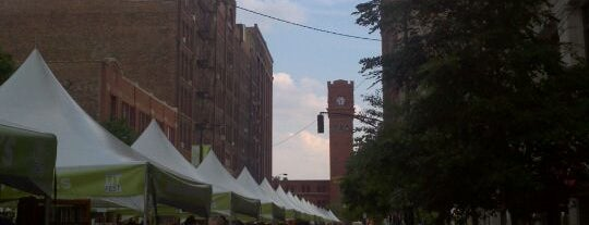 Chicago Tribune Printers Row Lit Fest 2012 is one of Love.