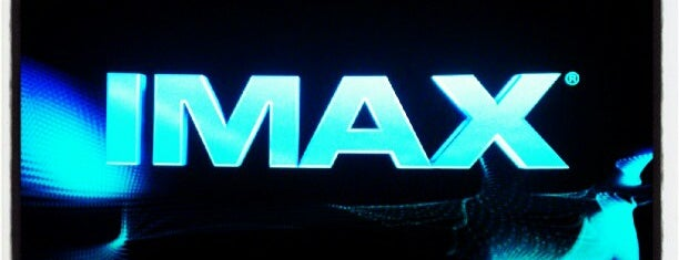 UCI IMAX is one of Lugares favoritos de Marcello Pereira.