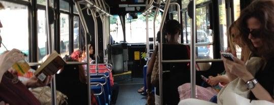 MTA Bus - Madison Av & E 95 St (M1/M2/M3/M4/M96) is one of Posti che sono piaciuti a G.
