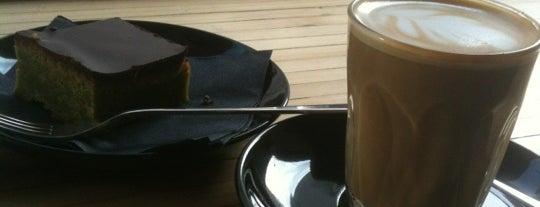 Salt Espresso Lunch & Tea Bar is one of An Aussie's fav spots in London.
