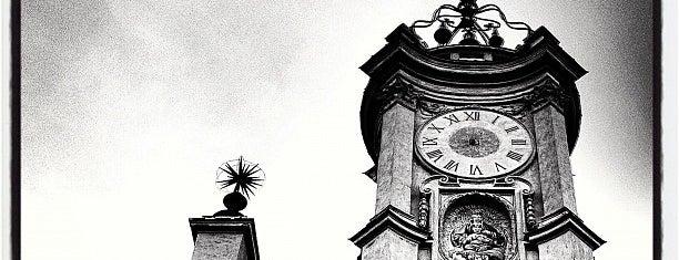 Torre dell'Orologio is one of 101 cose da fare a Roma almeno 1 volta nella vita.