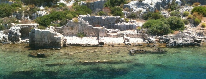 Kekova Ancient Town is one of * GİDİYORUZ :)).