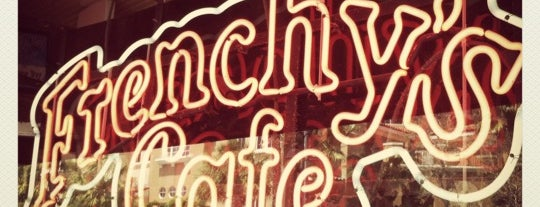 Frenchy's Original Cafe is one of St Pete Beaches Feed Your Face Guide.