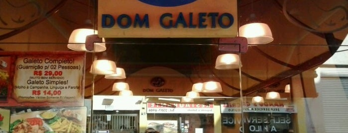 Dom Galeto is one of Orte, die Igor gefallen.