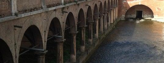 Portici di Via Pescheria is one of Posti che sono piaciuti a Francesco.