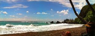 Hamoa Beach is one of Best of the Road to Hana.