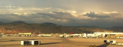 Aeropuerto Internacional de Salt Lake City (SLC) is one of Free WiFi Airports.