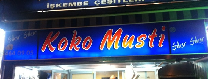 Koko Musti is one of Cadde.