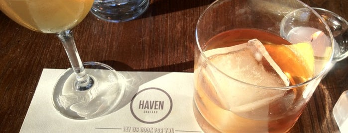 Haven is one of Berkeley/Oakland/East Bay.