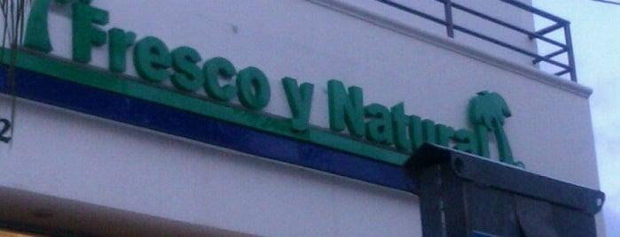 Fresco y natural is one of Oswaldo : понравившиеся места.