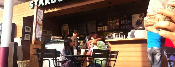Starbucks is one of Mariano 님이 좋아한 장소.