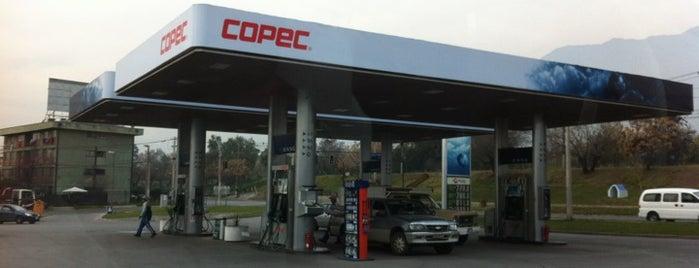 Copec is one of Locais curtidos por Jonathan.