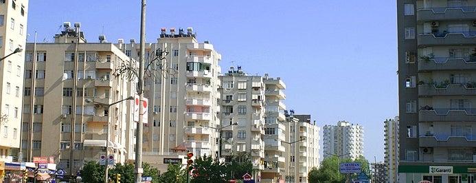 Baraj Yolu is one of Adana.