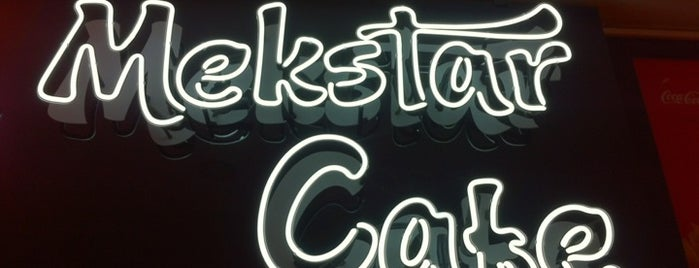 Mekstar Cafe is one of Orte, die Barış ☀️ gefallen.