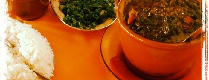 Restaurante da Dona Lina is one of Kellyさんの保存済みスポット.