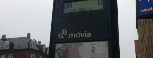 Busstop Haraldsgade is one of Dagligdagstips: Mest fra Ydre 2200 +Ydre 2100.
