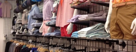 American Apparel is one of Usual Suspects.