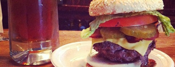 Corner Bistro is one of Best Burgers in NYC by Thrillist.