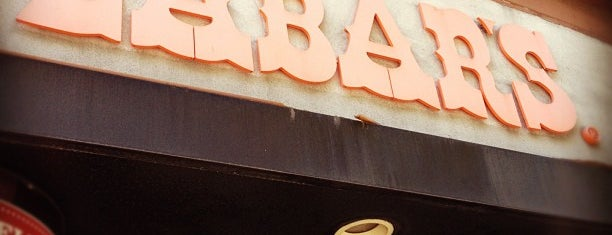 Zabar's is one of Summer in NYC.